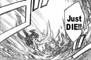 Fubuki and Hishigi vs Kyo