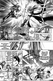 Shindara swordsman