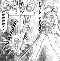Sasuke max power
