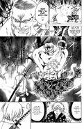Bikara vs Sasuke Sarutobi