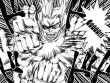 Bontenmaru hand to hand combat