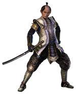 Hideyoshi Hashiba kessen