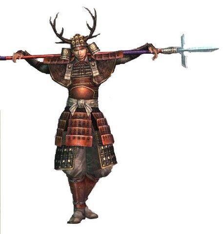 File:Yukimura sanada 2nd costume.jpg