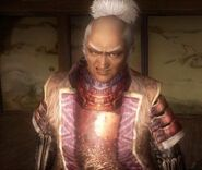 Matsunaga Hisahide kessen