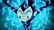 Angry electro Ashi