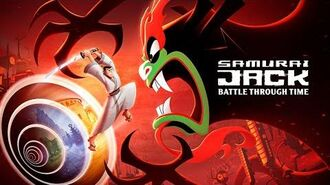 Samurai Jack- Battle Through Time - Official Release Date Trailer - Adult Swim Games