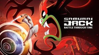 Samurai Jack Battle Through Time - behind the scenes video with new footage