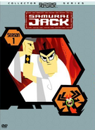 Samurai jack season 1 dvd