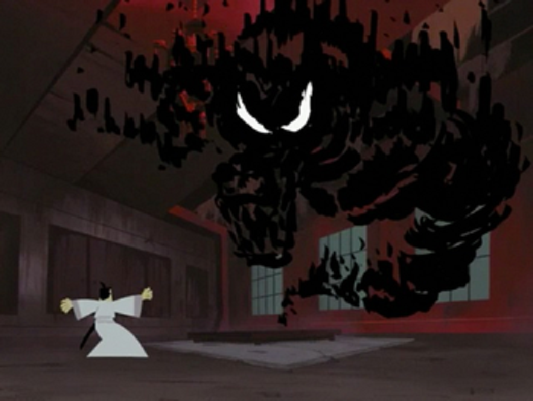 The Demonic Spirit | Samurai Jack Wiki | FANDOM powered by Wikia
