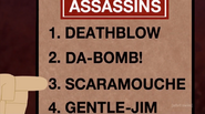 Aku's Top assassins