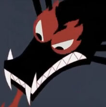 Dragon aku