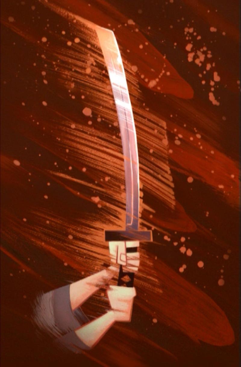 Jack S Katana Samurai Jack Wiki Fandom