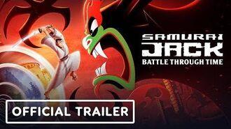 Samurai Jack- Battle Through Time - Official Announcement Trailer
