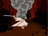 Episode II: The Samurai Called Jack