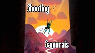 Shooting Samurais~