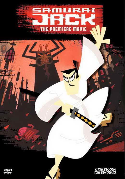 The Premiere Movie Samurai Jack Wiki Fandom Powered By Wikia