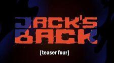 Samurai Jack Teaser 4 - JackIsBack 03 11 2017 11pm E T