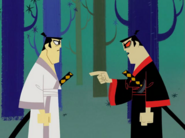 Samurai jack vs mad jack350