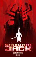 Samurai Jack 2016 Poster