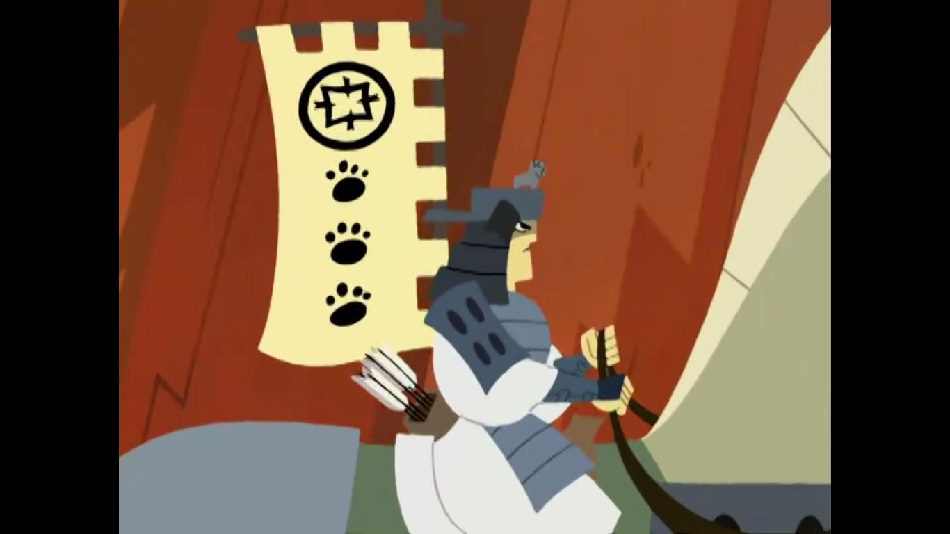 episode iii the first fight samurai jack wiki fandom powered by