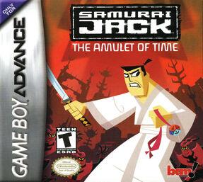 Samurai Jack El amuleto del tiempo