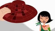 Ashi hat reaction 1
