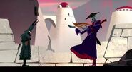 Cartoon Samurai Jack Scaramouch 3