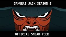 Samurai Jack (Season 5) - Official Sneak Peek HD