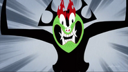 Hallucination in the form of Aku