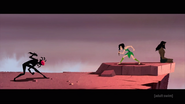 Ashi vs Mother 2