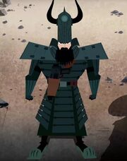 Cartoon Samurai Jack 3