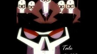 Samurai Jack - Tale Of X9 Music