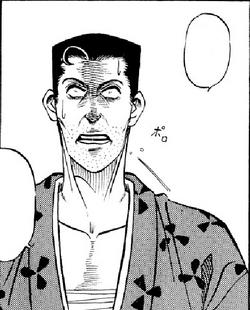 Nishiwaki manga