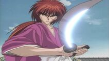 Kenshin reverse blade