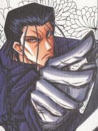 SaitoHajime-Manga