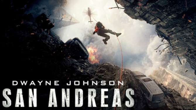 Image result for san andreas