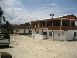 Subestación de Policía de San José de Suaita
