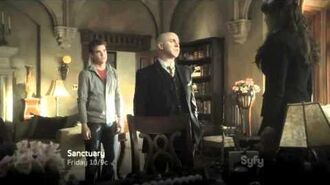 Sanctuary 4x03 Promo Untouchable