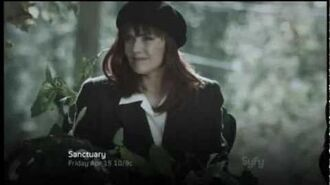 Sanctuary Season 3.5 Trailer NEW SCENES Syfy Promo 5
