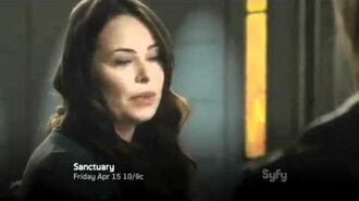 Sanctuary Season 3.5 Trailer Syfy Promo 1