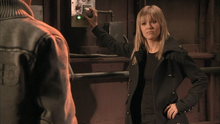 0x05 Ashley in elevator annoyed at Will