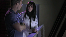 0x03 Helen and Will in the observation room