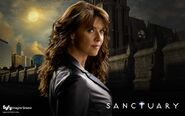 Sanctuary Wallpaper Helen Magnus 1920x1200 Widescreen