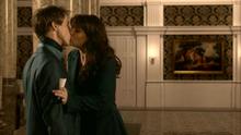 1x07 - Telsa tricks Magnus into a kiss