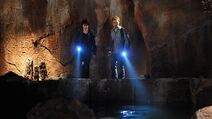S04 e0411 09 132251731630 Magnus and Will discover a pool of water that bestows strange power.
