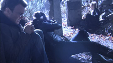 0x05 Will, Helen, and Ashley hiding on the island