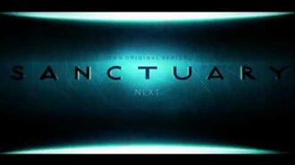 Sanctuary TV Series Season One Promo starring Amanda Tapping, Robin Dunne, Emilie Ullerup