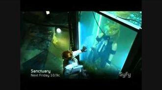 Sanctuary - Season 2 Promo 1