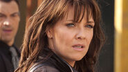 Photo helen 10 129054145228 Amanda Tapping as Helen Magnus in a scene from Sanctuary.