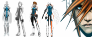 Character concepts skye S2